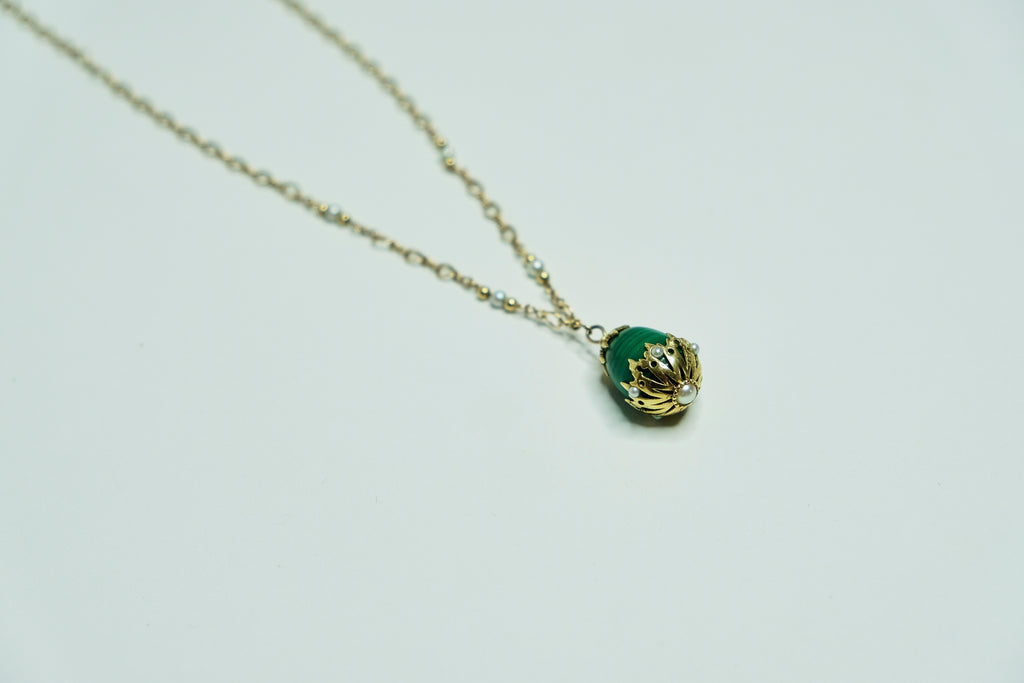 House of Faberge Egg Pendant