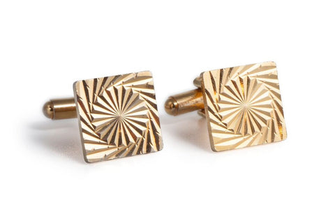 Kaleidoscope Cuff Links