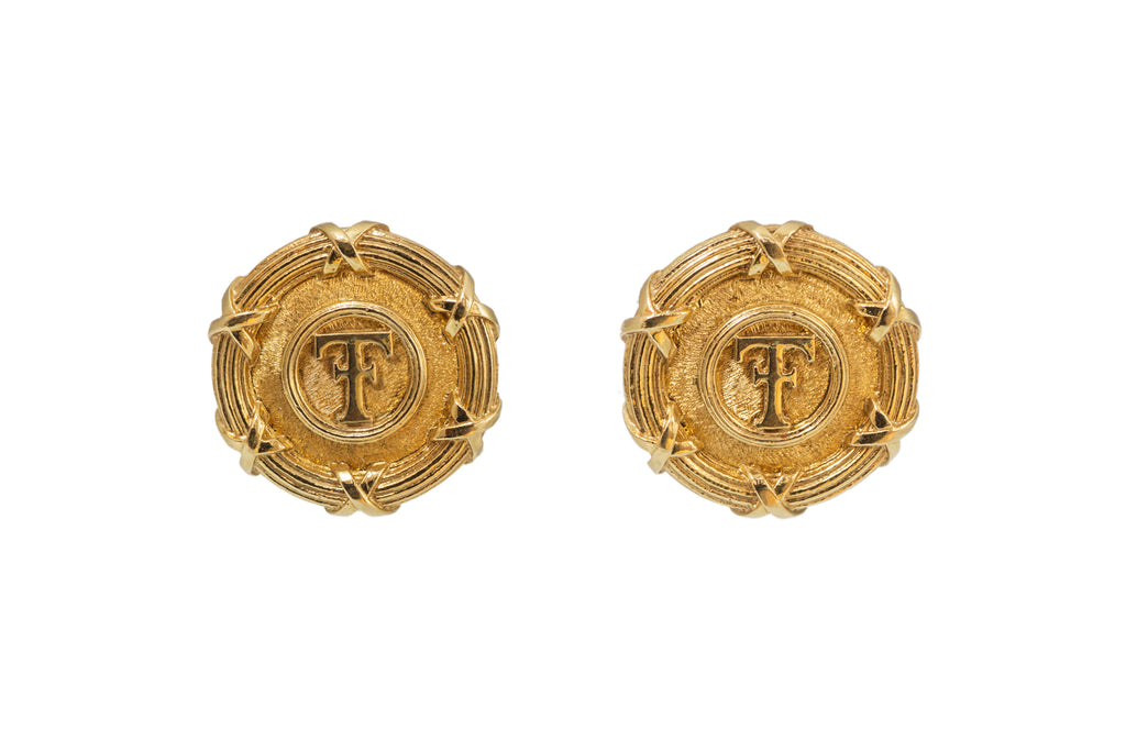 Millennium Earrings by Theo Fennell