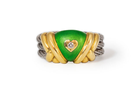 Fred Paris Force 10 Ring