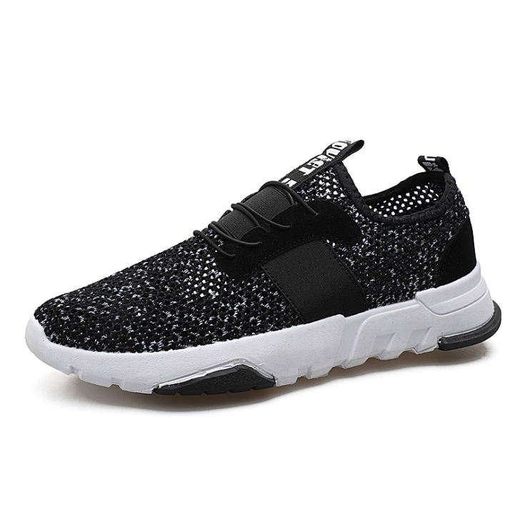 Breathable Mens Running Shoes Street Fashion Shoes