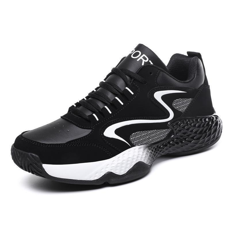 Fashion Casual Sport Color Block Comfortable Shoes