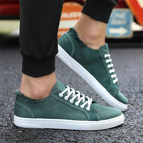 Men's Fashion   Wild Canvas Casual Shoes