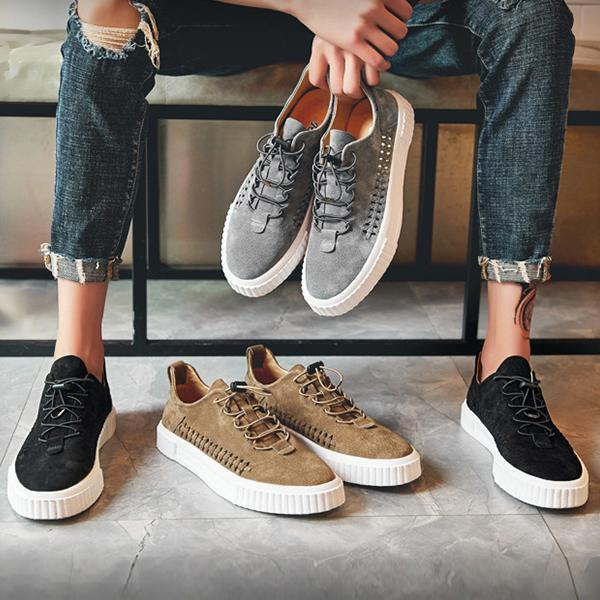 Fashion Breathable  Men's Shoes