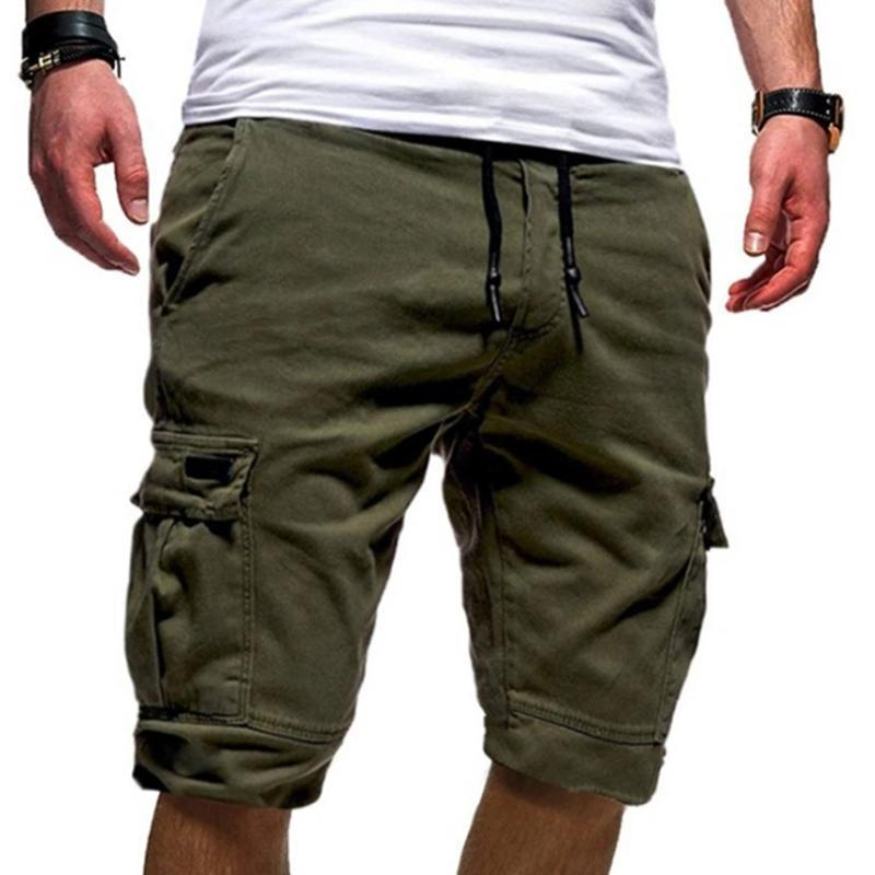 Fashion Sport Casual Solid Color Short Pant