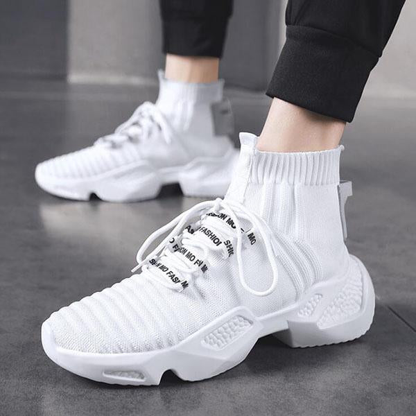 Men's Casual High Breathable Sneakers