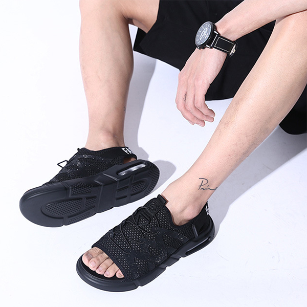 Men's Summer Soft Bottom Casual Fashion Non-Slip Sandals