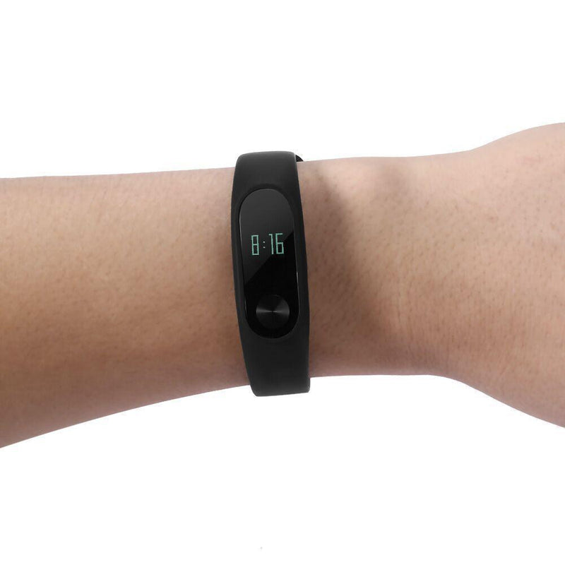 Original Xiaomi Mi Band 2 Smart Wristband Heart Rate Monitor IP67 Waterproof Sedentary Reminder