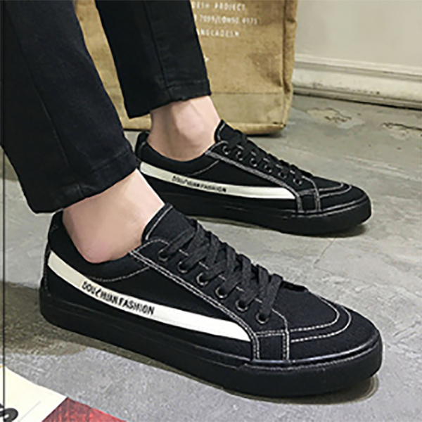 Men's Fashion Casual Canvas Shoes