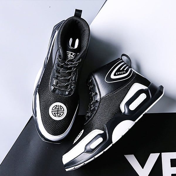 Men's breathable ultra-light sports shoes