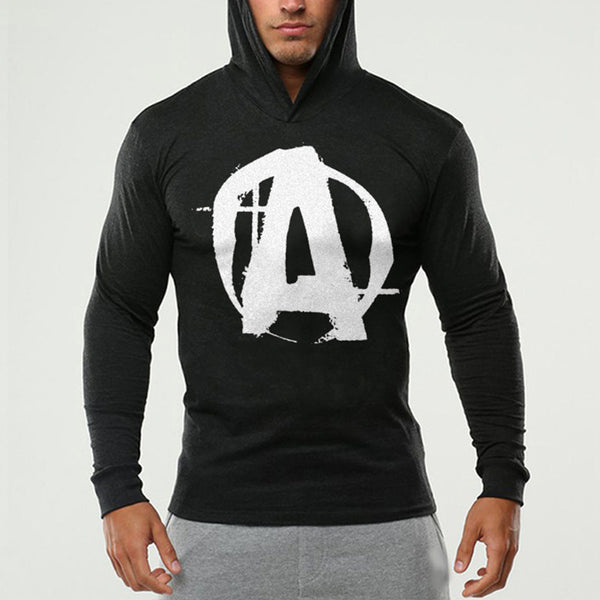Long Sleeve Hooded Long Sleeve Hoodie Cotton Sweatshirt