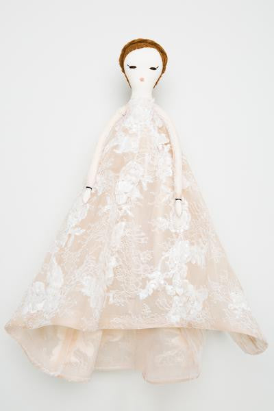 One-of-a-kind doll by Krikor Jabotian for Dumyé, S*uce and Start