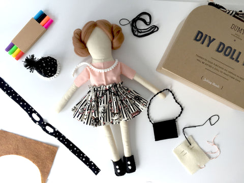 Let's Design A Doll TOGETHER