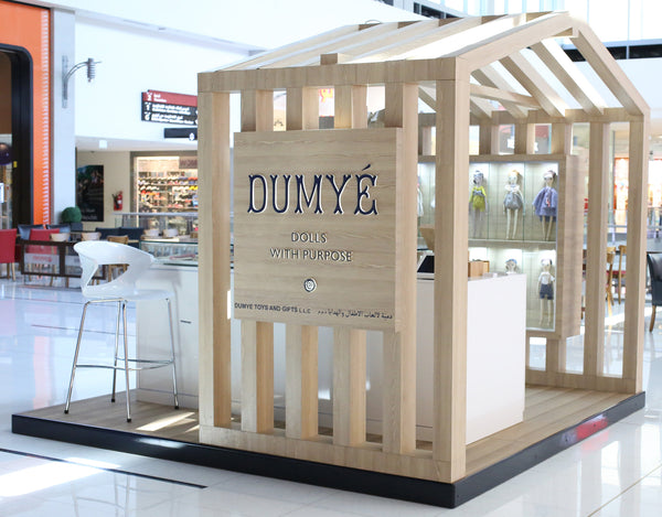 Dumyé Dubai Mall Shop