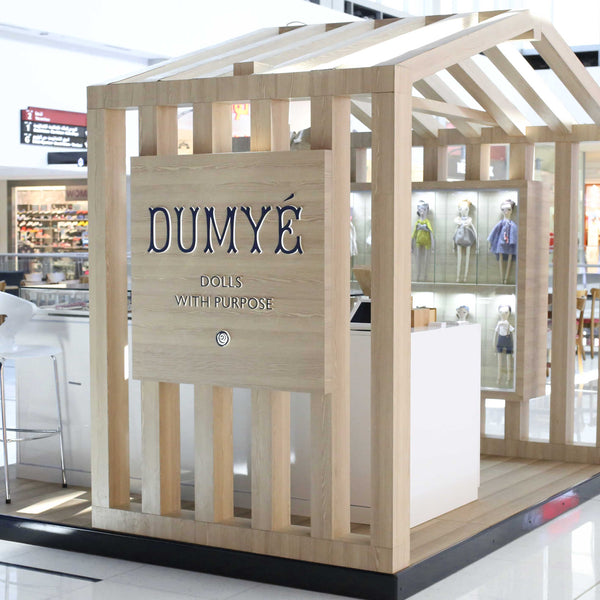 Dubai Mall Dumyé Doll House