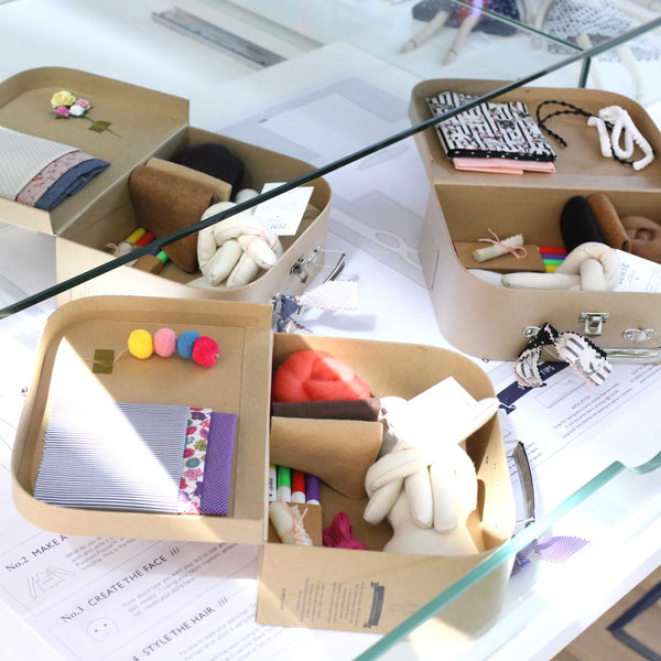 Dubai Mall DIY Doll Kit Dumyé