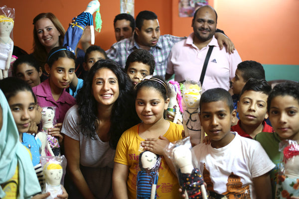 Hosting Art Workshops In Egyptian Orphanages: Our Recent Trip