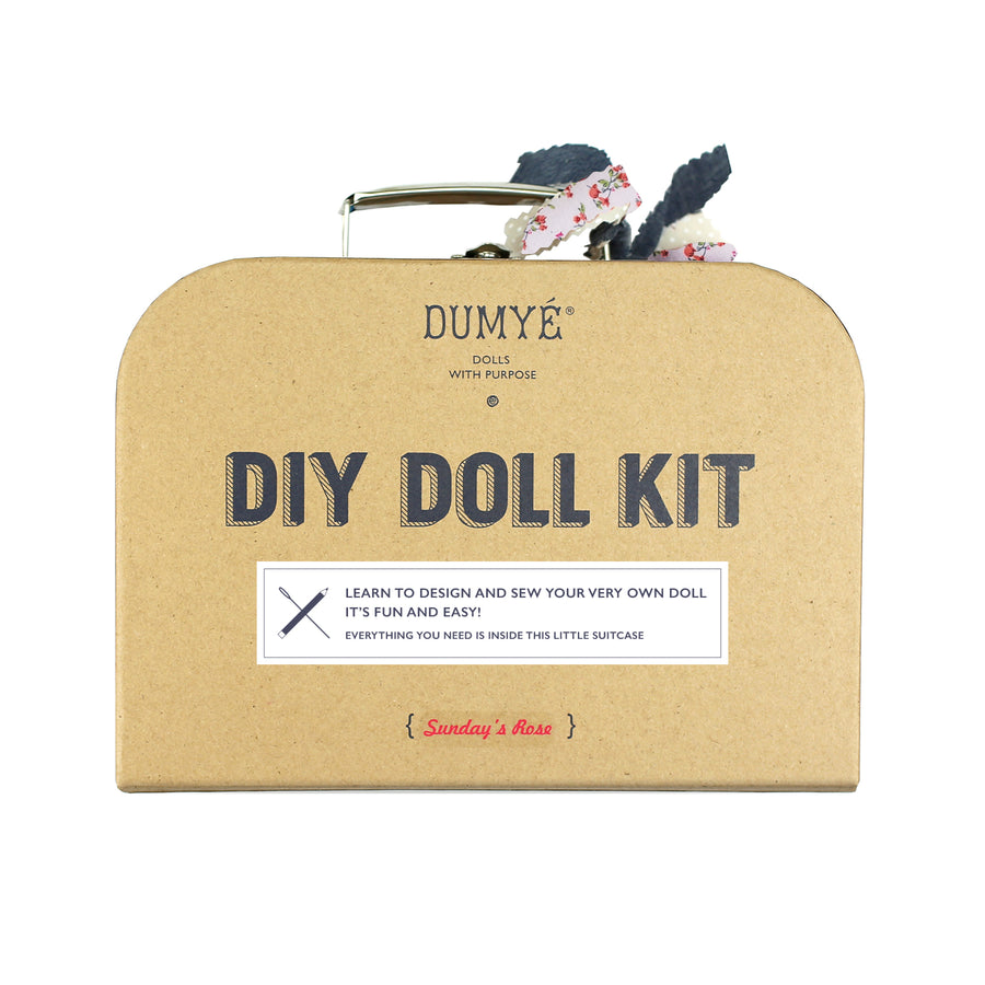 DOLL KIT / Sunday's Rose