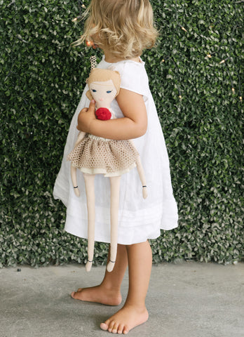 Personalize CHERRY SUNDAE Doll