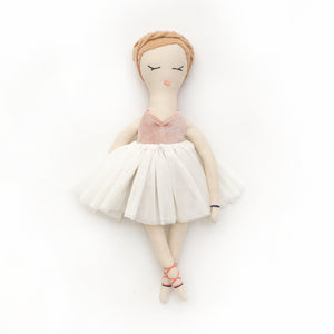 Bella the Ballerina Rag Doll