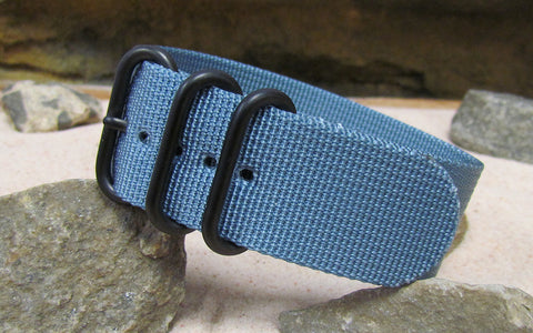 The Baltic Z3™ Nato Strap w/ PVD Hardware (Stitched) 26mm
