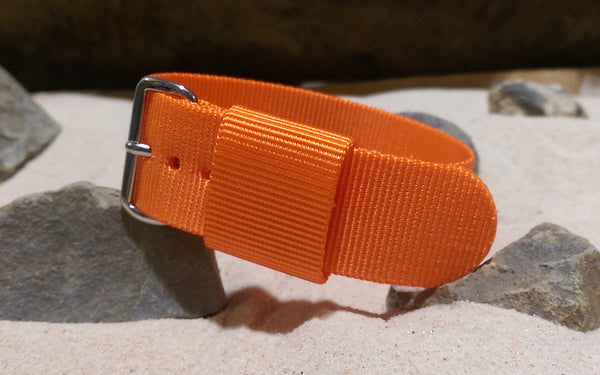 The Inmate RAF Military Style w/ Polished Hardware (Stitched) 22mm