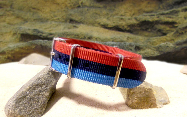 The M-Technik II NATO Strap w/ Polished Hardware 20mm