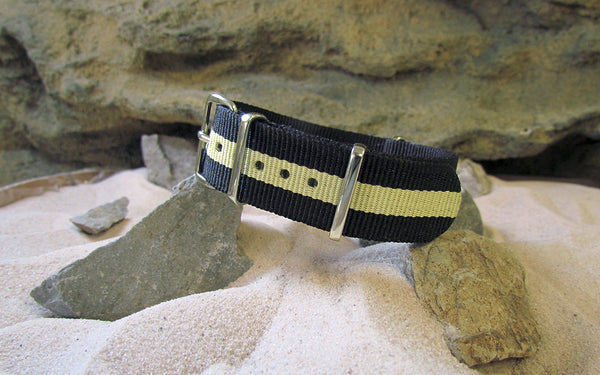 The Pathfinder NATO Strap w/ Polished Hardware 20mm