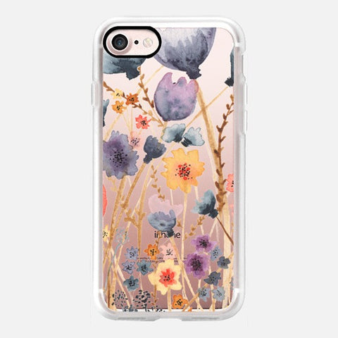 FLORAL FIELD PHONE CASE