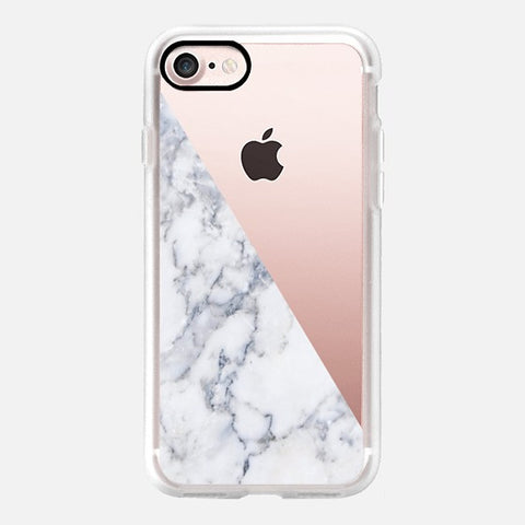 MARBLE SIDE PHONE CASE