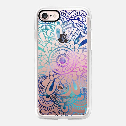 GALAXY MANDALA PHONE CASE