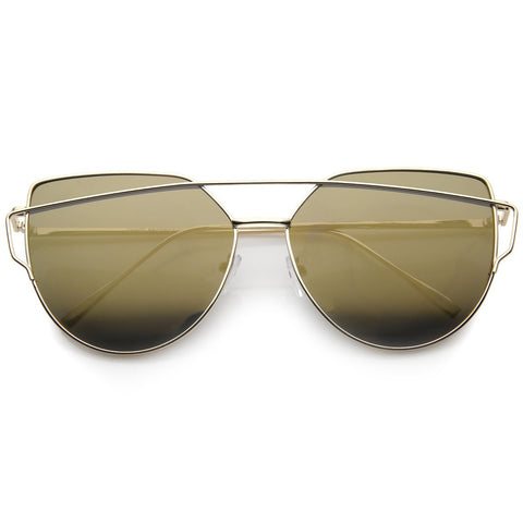 Instareadi Sunglasses - Gold