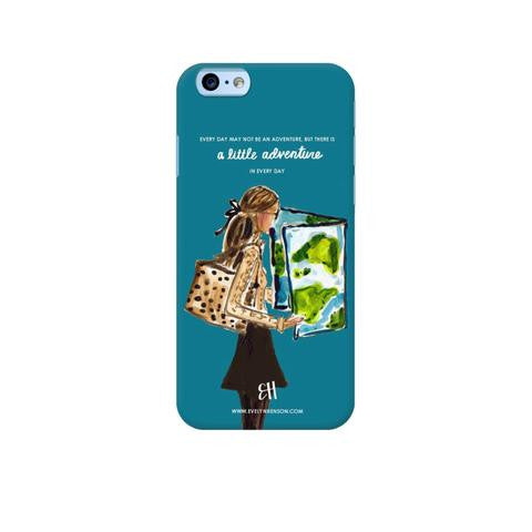 ADVENTURE GIRL PHONE CASE