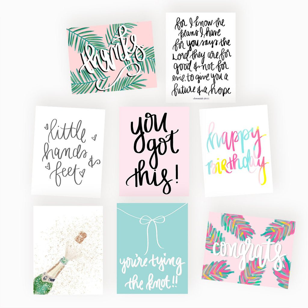 All occasion greeting card assorted set m4hsunfo
