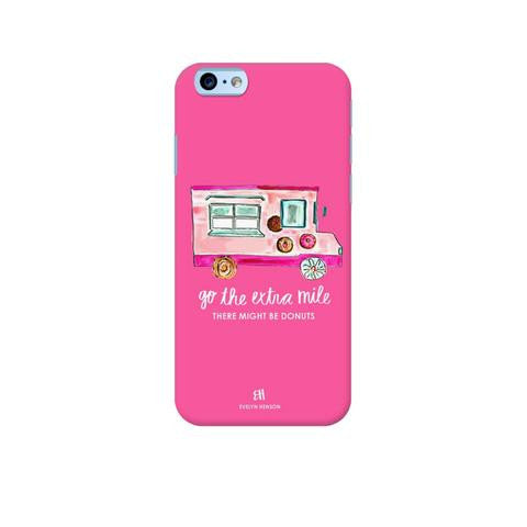 DONUT TRUCK PHONE CASE