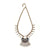 NEUTRAL TRENDY TRIBAL NECKLACE
