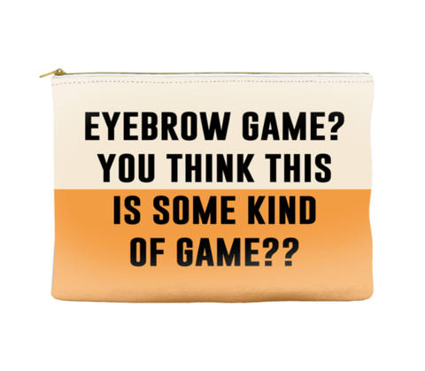 EYEBROW GAME - POUCH
