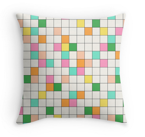COLOR BLOCKS - DECOR PILLOW