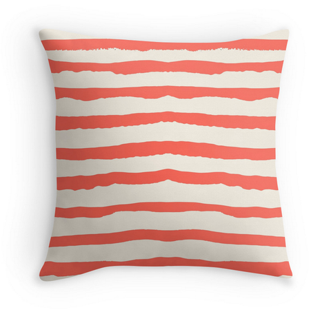 YIKES STRIPES - DECOR PILLOW