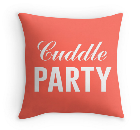 CUDDLE PARTY - DECOR PILLOW