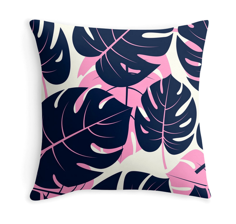 LEAVES - DECOR PILLOW