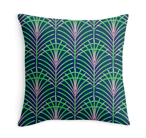 DECO LEAVES - DECOR PILLOW