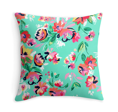FLORALS - DECOR PILLOW