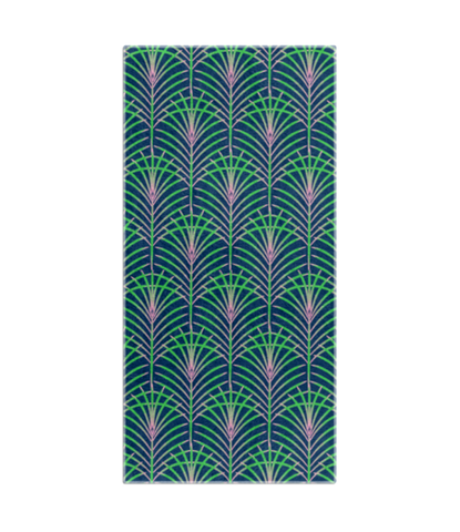 PLANT DECO BEACH TOWEL