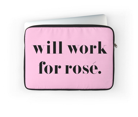 WILL WORK FOR ROSE LAPTOP COVER
