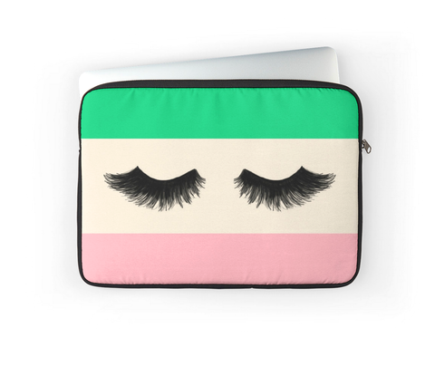 TRI LASHES LAPTOP COVER