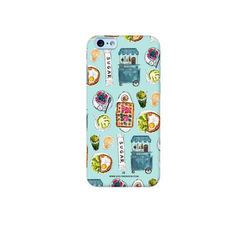 BRUNCHING PHONE CASE