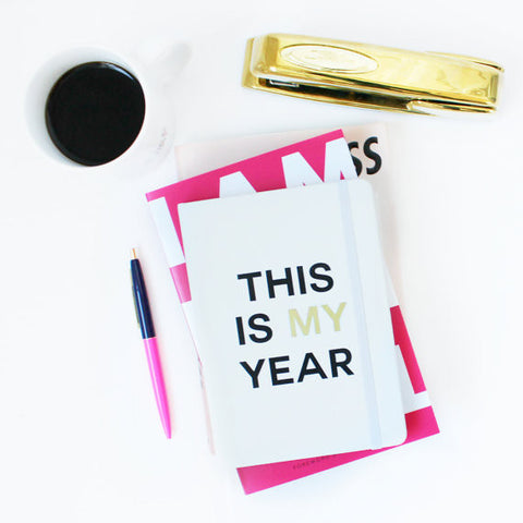 THIS IS MY YEAR JOURNAL