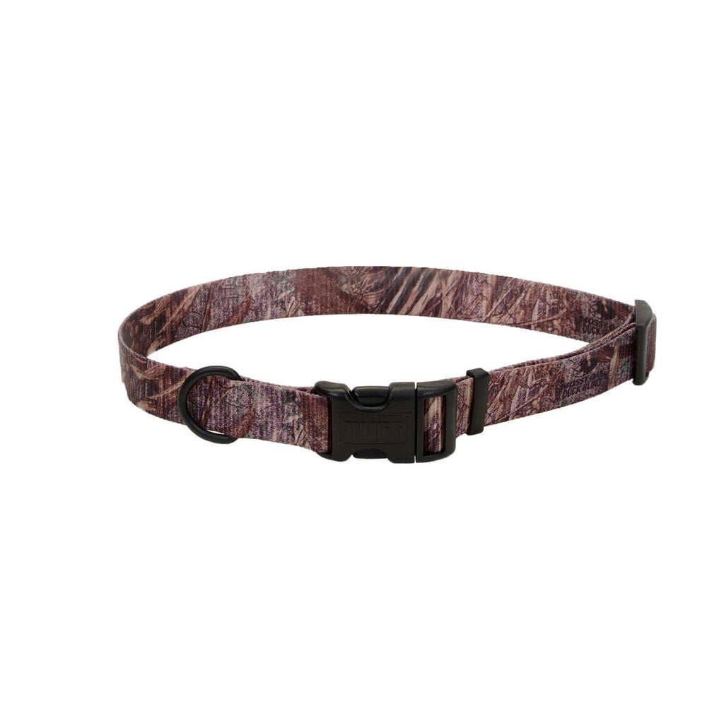 Adjustable Patterned Dog Collar Camo
