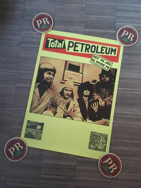 Plakat | Totalpetroleum 2